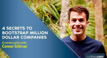 4 Secrets to Bootstrap Million Dollar Companies