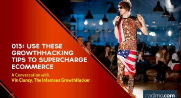 Use these GrowthHacking tips to Supercharge eCommerce