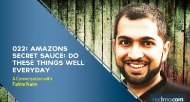 Amazons Secret Sauce: Do These Things well Everyday