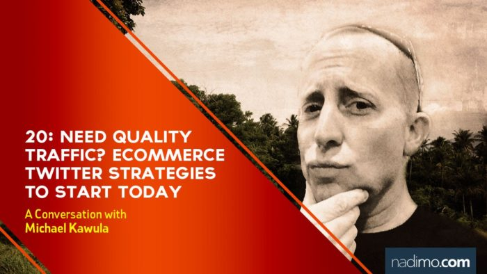 Need Quality Traffic? eCommerce Twitter Strategies to Start Today