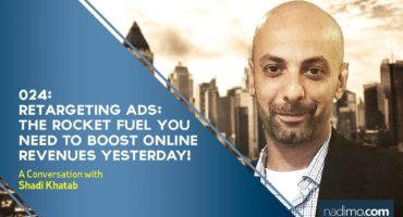 Retargeting Ads: The Rocket Fuel You Need To Boost Online Revenues Yesterday!