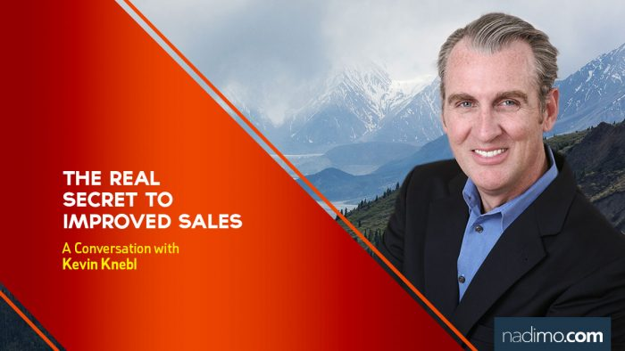 The Real Secret to Improved Sales