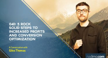 5 Rock Solid Steps to Increased Profits and Conversion Optimization