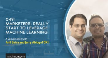 Marketers: Really Start to Leverage Machine Learning