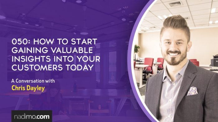 How to Start Gaining Valuable Insights Into Your Customers Today