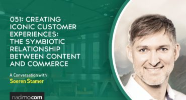Creating Iconic Customer Experiences: The Symbiotic Relationship Between Content and Commerce