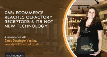 eCommerce Reaches Olfactory Receptors & Its Not New Technology