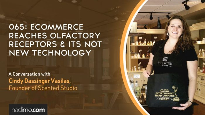 eCommerce Reaches Olfactory Receptors & Its Not New Technology