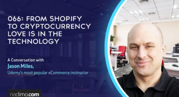 From Shopify to Crypto Currency Love Is In The Tech