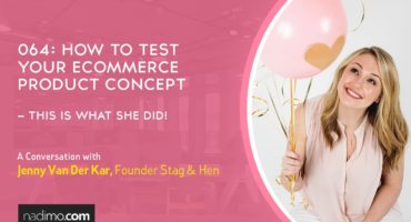 How To Test Your eCommerce Product Concept – This is what she did!