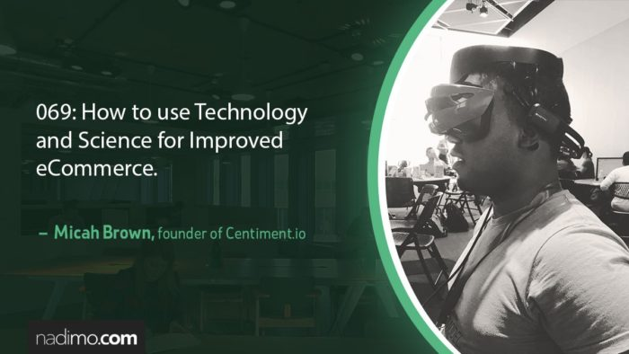 How to use Technology and Science for Improved eCommerce