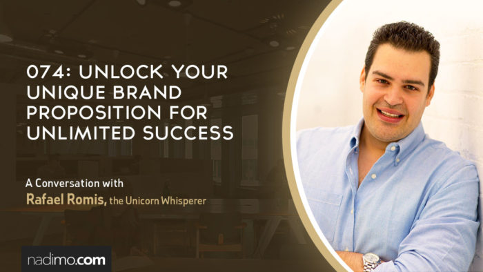 Unlock Your Unique Brand Proposition For Unlimited Success