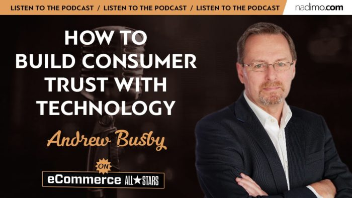 How To Build Consumer Trust With Technology