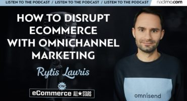 Disrupt eCommerce with Omnichannel Marketing