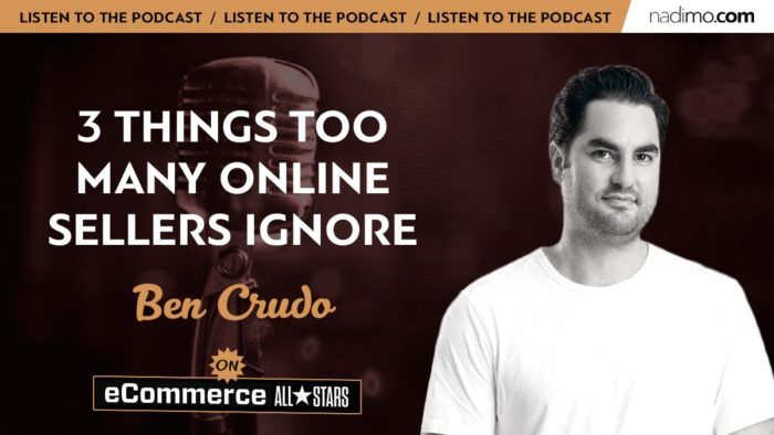 3 Things Too Many Online Sellers Ignore