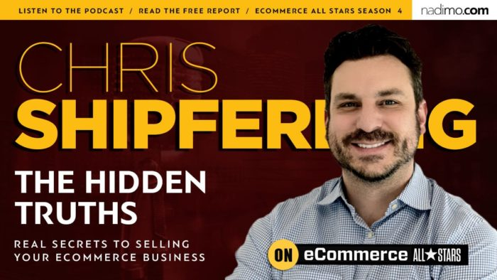 Selling An Ecommerce Business – The Hidden Truths
