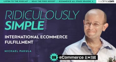 International Ecommerce Fulfillment Made Ridiculously Simple
