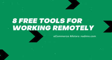 8 FREE Tools For Working Remotely