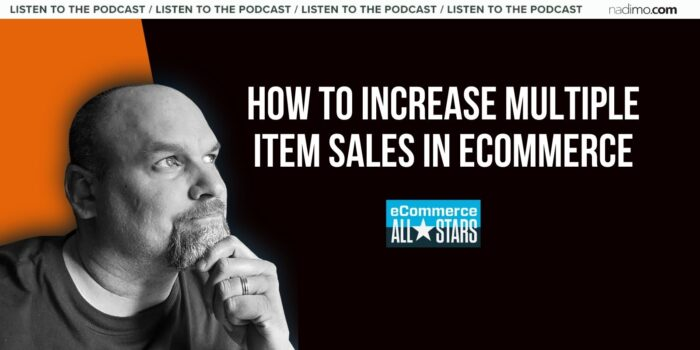 How to increase multiple product sales in ecommerce