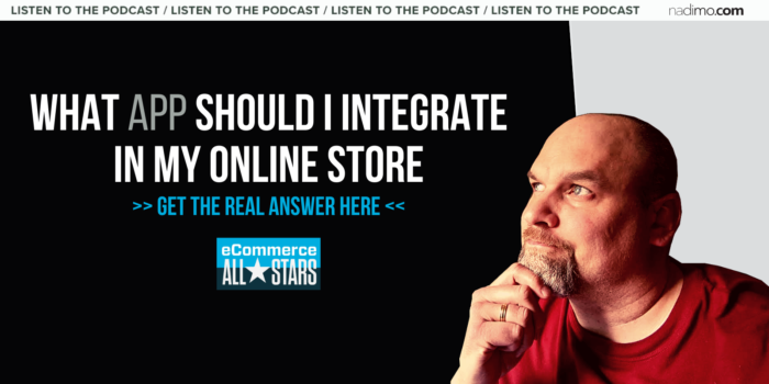 Integrate your online store, doing it right starts here