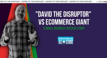 digital disruption in ecommerce david vs goliath
